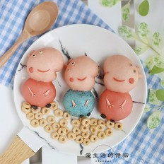小猪佩奇馒头-养生文化网