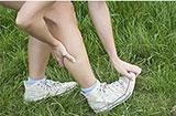 小腿抽筋怎么办,正确的急救方法