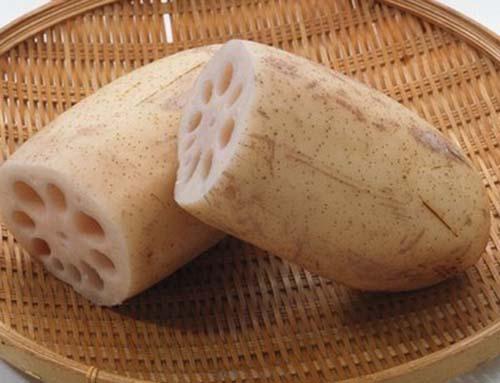 莲藕的功效与作用 美容祛痘可多吃这种蔬菜