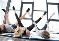 健身减肥动作有哪些?