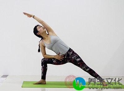 瑜伽能消除疲劳,平静心境