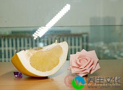 柚子具有预防心脑血管疾病的功效