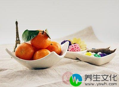 橘子好处虽多,但宜常吃,不宜多吃