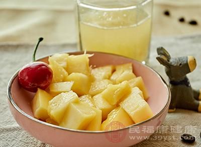 芒果的功效 吃这种水果帮你保持良好视力