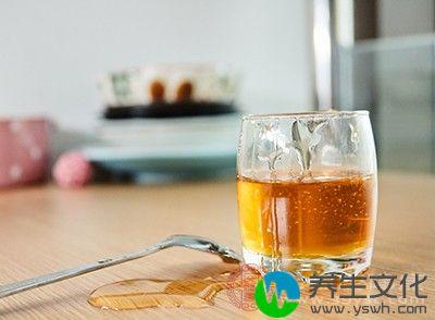 豆腐干与蜂蜜