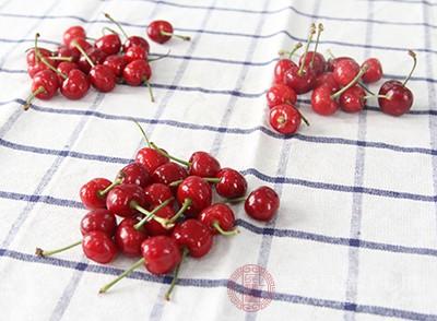 樱桃的功效 多吃樱桃帮你预防这种病