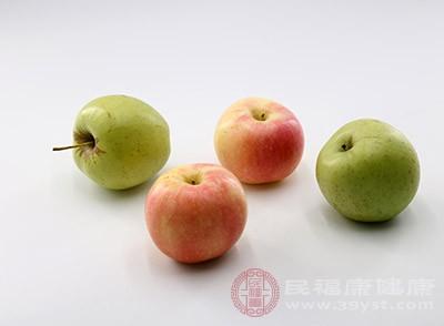 苹果的功效 想瘦身平时要多吃它