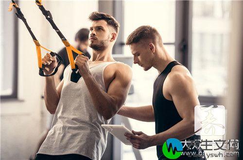 初学健身先练什么部位?
