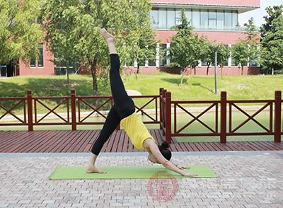 瑜伽的好处 这项运动可以提升个人魅力