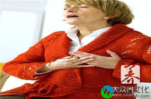 女性的冠心病早期症状