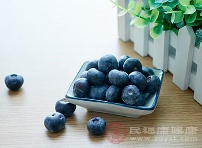 蓝莓的禁忌 腹泻时千万别吃这种水果