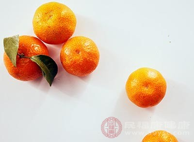 橘子的禁忌  吃橘子时不要喝这种饮料