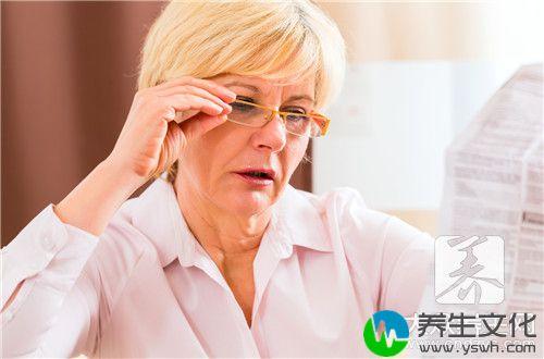 老年人眼睛流泪用啥药