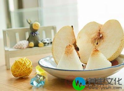 在惊蛰节气吃梨是北方的民间习俗