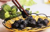 女人必吃的四种黑色抗衰老水果