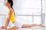 瑜伽减肥动作,宅女轻松局部瘦