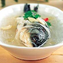 萝卜丝煮鳜鱼